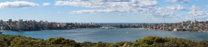 Manly Wharf Panoramic