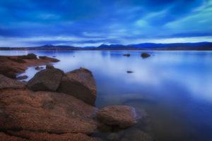 Lake Jindabyne, the serene setting of our Energy ALIVE Australian retreat - September 2018